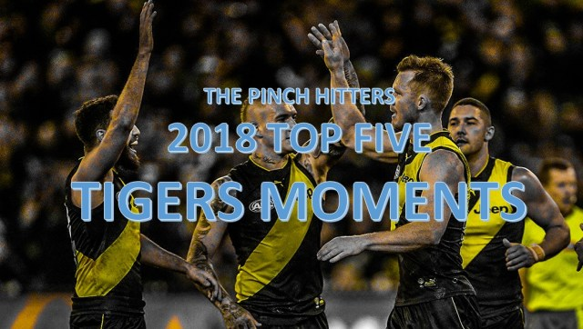 AFL Season Review 2018: Top Five Memorable Tigers Moments