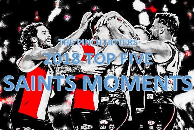 AFL Season Review 2018: Top Five Memorable Saints Moments