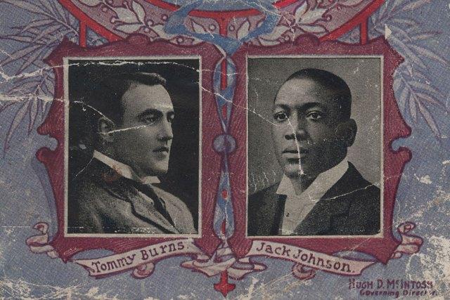 Australia's Biggest Ever Prize Fight – Burns v Johnson 1908 Continued.