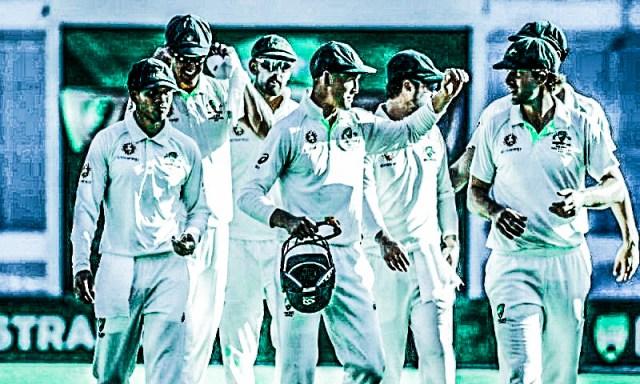 Why is Australia doing so well against Sri Lanka?