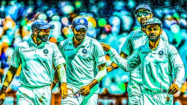 Are India really the best bowling unit in the world?