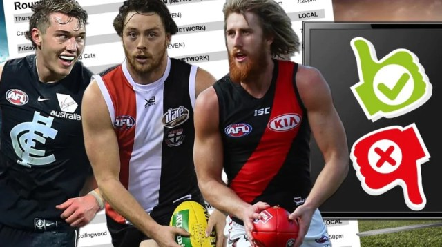 AFL Round Two: What we are looking forward to Saturday?