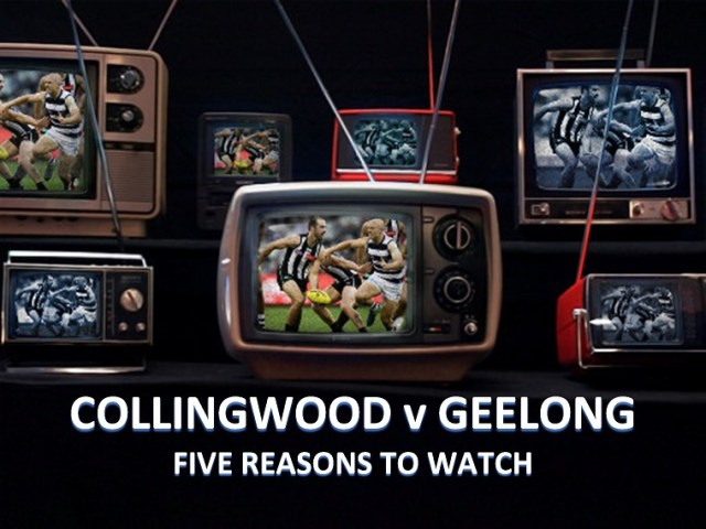 AFL Round One 2019: Collingwood v Geelong – Five Reasons to Watch
