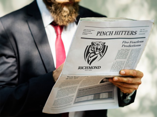 Richmond Tigers 2019: Five Fearless Predictions