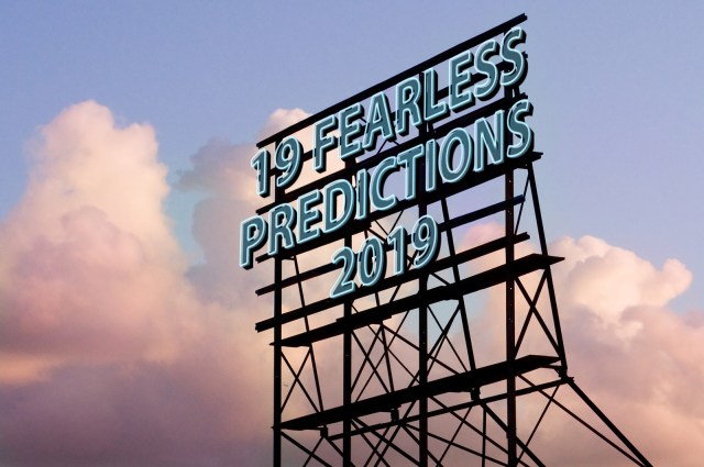 19 Fearless Predictions for AFL Season 2019