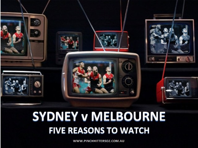 AFL 2019 Round Four: Sydney v Melbourne – Five Reasons to Watch