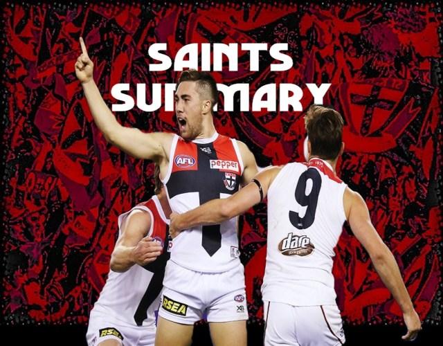 Saints Summary: Is winning the new normal?