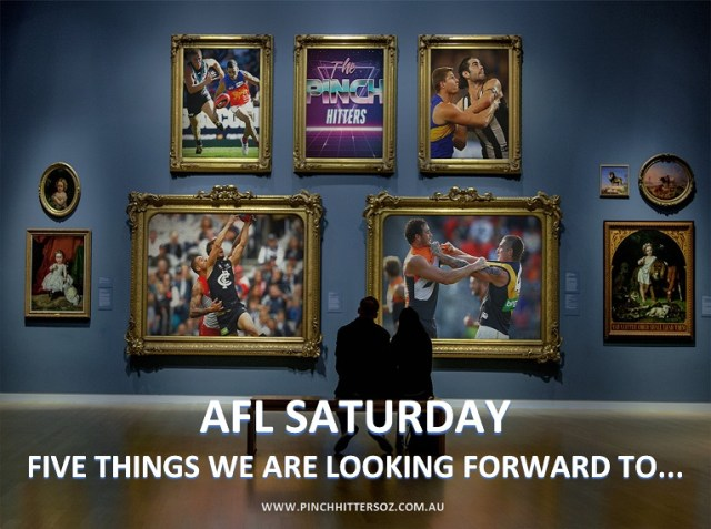 AFL Round Three 2019 – What Are We Looking Forward to Saturday?
