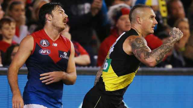 Richmond vs Melbourne – Five things we learned