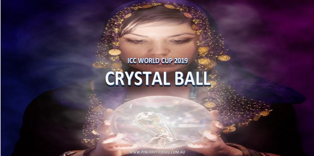 ICC World Cup – Crystal Ball