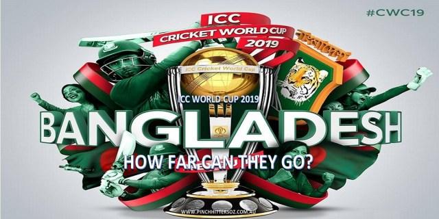 CWC19: How far can Bangladesh go?