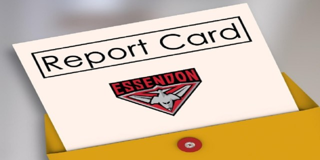 AFL 2020: Essendon – Midseason Report Card