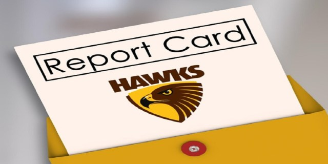 AFL 2019: Hawthorn End of Season Report Card