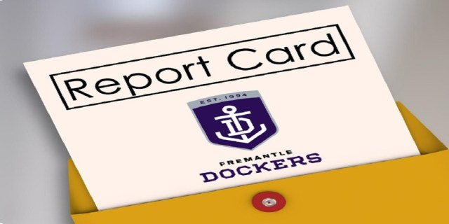 AFL 2019: Fremantle End of Season Report Card