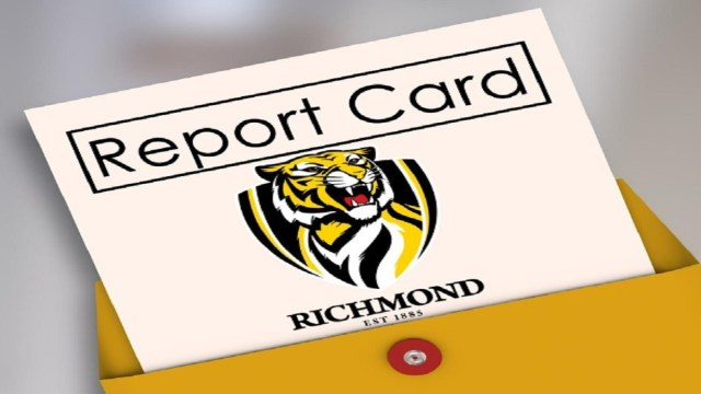AFL 2019: Richmond Mid Season Report Card