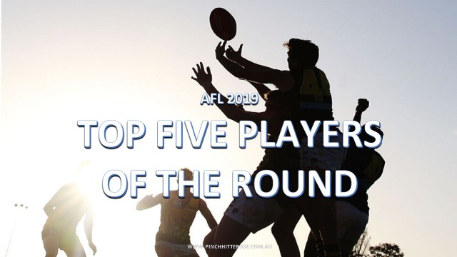 AFL 2019: Five Players of the Round – Round 17