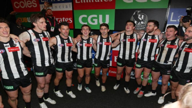 Collingwood Commentary: Thank ^%$ for that