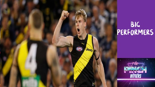 AFL 2019: Preliminary Finals – The Big Performers