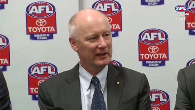 AFL 2019: Customer isn't always right says AFL