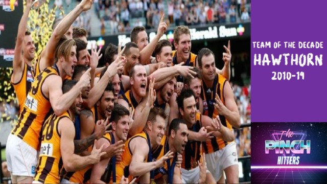 Hawthorn Team of the Decade (2010-19)