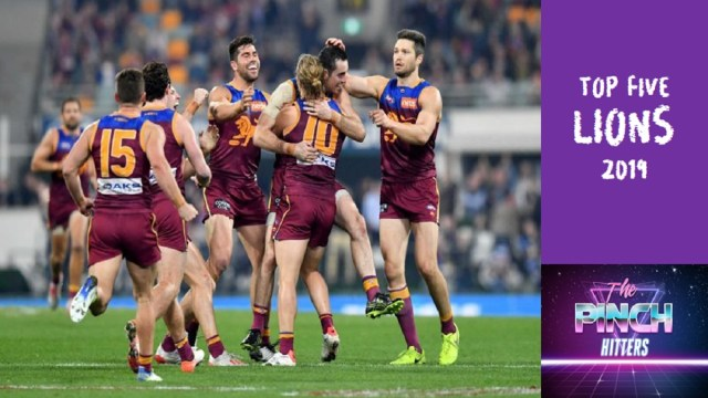 AFL 2019: Top Five Lions