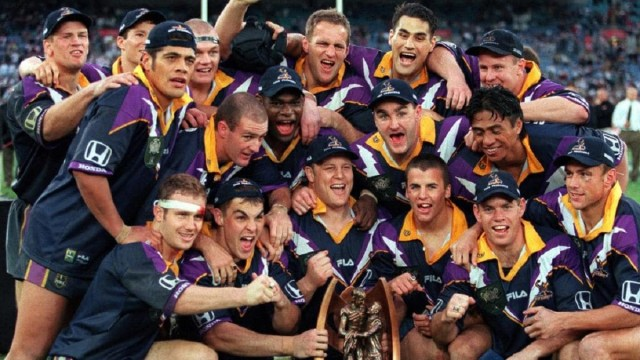 Lazarus Rises Again: The 1999 NRL Grand Final