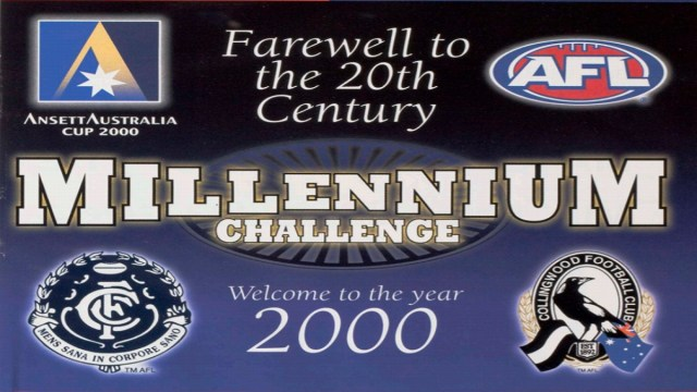 Fev's New Year's Eve to Remember – The Millennium Game 1999