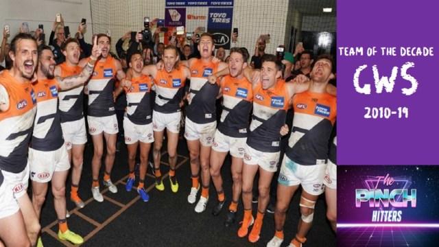 GWS Team of the Decade (2010-19)