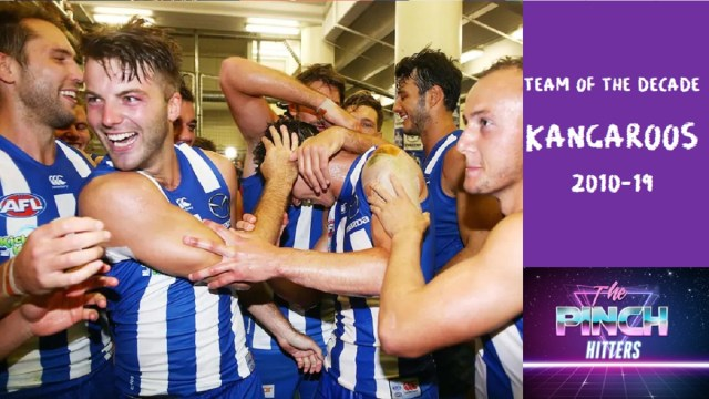 North Melbourne Team of the Decade (2010-19)