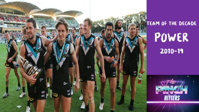 Port Adelaide Team of the Decade (2010-19)