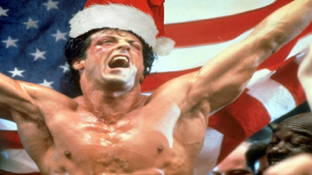 Why Rocky IV is a Christmas Film