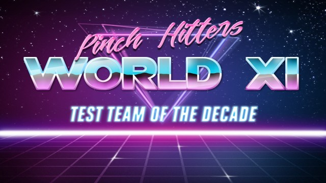 World Test Team of the Decade (2010-2019)
