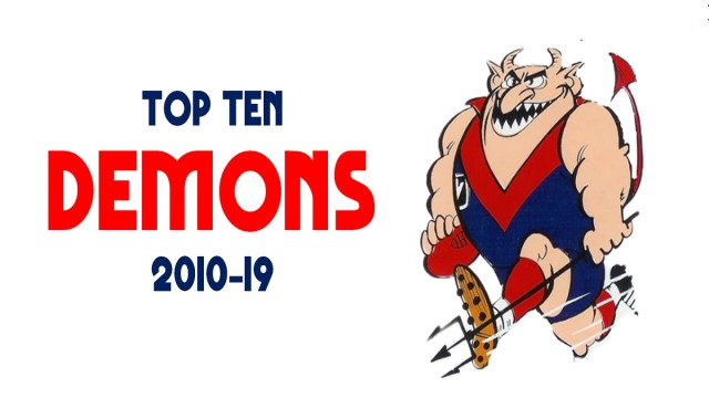 Top Ten Demons 2010-19