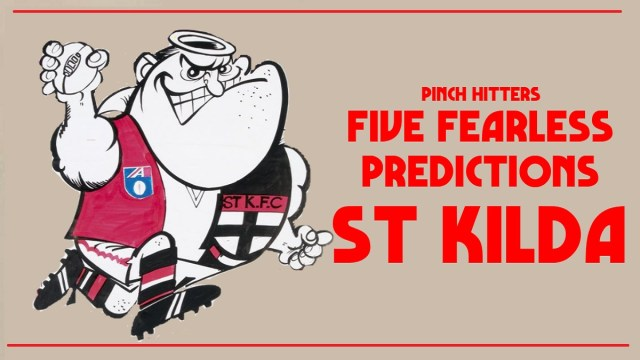 AFL 2020: St Kilda Five Fearless Predictions
