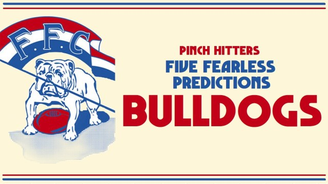 AFL 2020: Western Bulldogs – Five Fearless Predictions