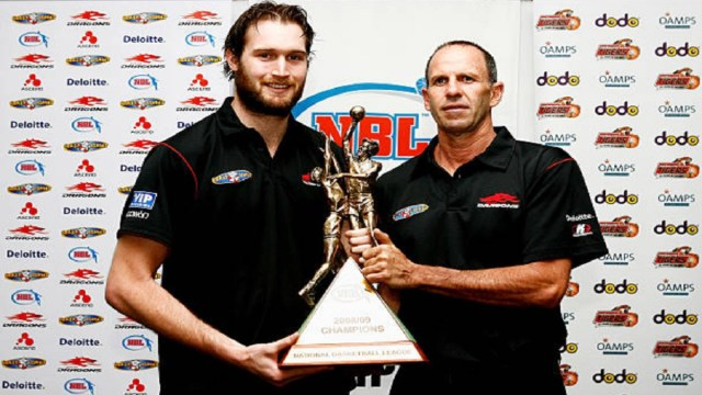 When the Dragons Ruled the NBL