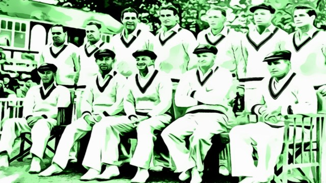 Meredith's Flashbacks: The 1948 Invincibles