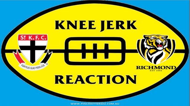 AFL 2020: St Kilda v Richmond – Round Four Knee Jerk Reaction