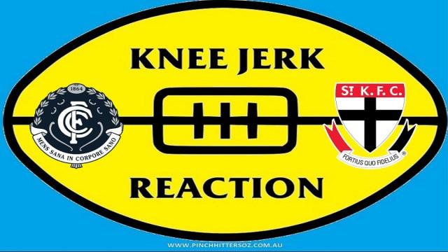 AFL 2020: Carlton v St Kilda – Round Five Knee Jerk Reaction