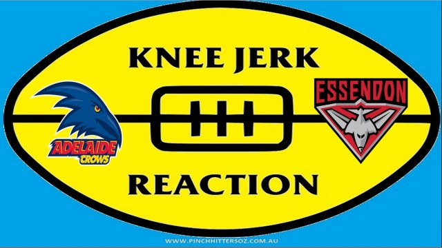 AFL 2020: Adelaide v Essendon – Round Eight Knee Jerk Reaction