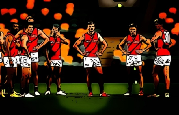 Essendon's boring approach to their clash with St Kilda was