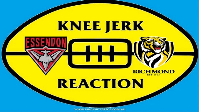 AFL 2020: Essendon v Richmond – Round 13 Knee Jerk Reaction