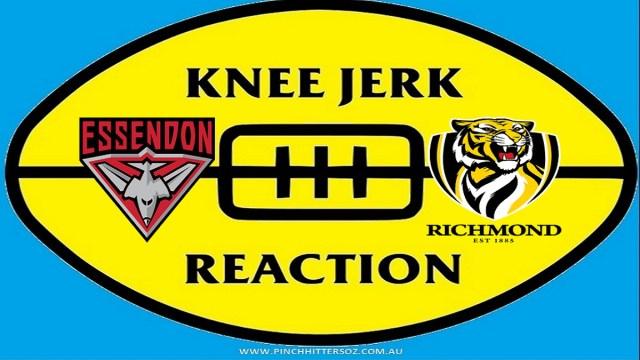 AFL 2020: Essendon v Richmond – Round 13 Knee Jerk Reaction