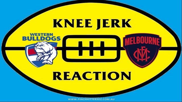 AFL 2020: Bulldogs v Melbourne – Knee Jerk Reaction Round 13