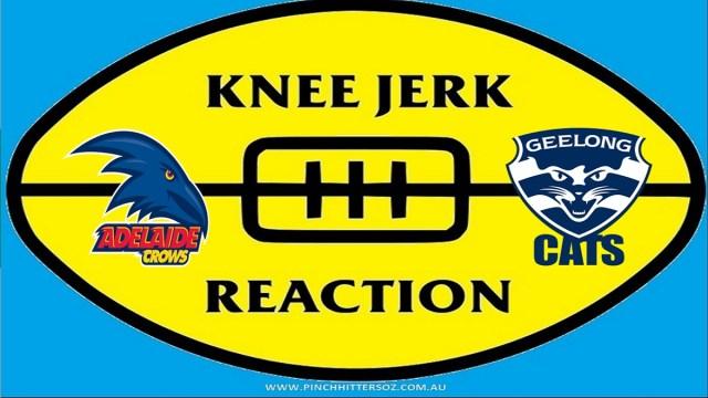 AFL 2020: Adelaide v Geelong – Round 13 Knee Jerk Reaction