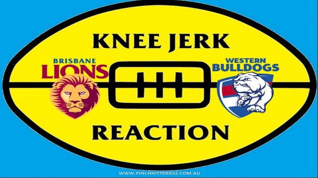AFL 2020: Brisbane v Bulldogs – Round 11 Knee Jerk Reaction