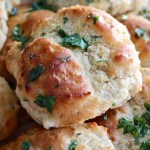Gluten-Free Goat Cheese and Herb Biscuits