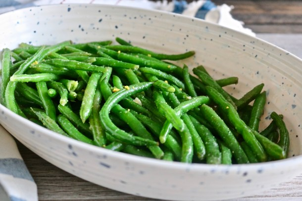 The Most Amazing Green Beans Photo