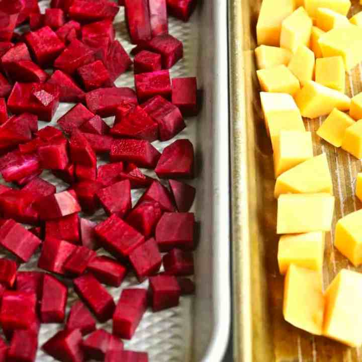 Beets and Squash