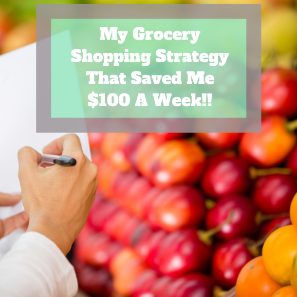 My Grocery Shopping Guide Photo